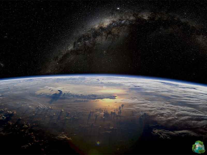 Foto de O Planeta Terra como você nunca viu