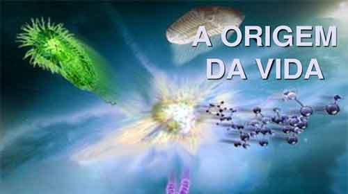 Foto de A origem da vida na Terra Resumo