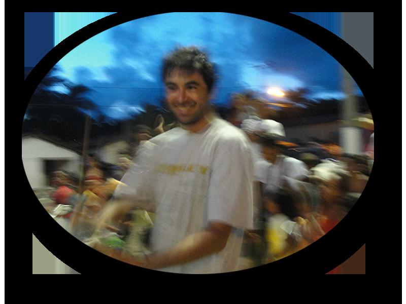 Daniel-Pereira---O-autor