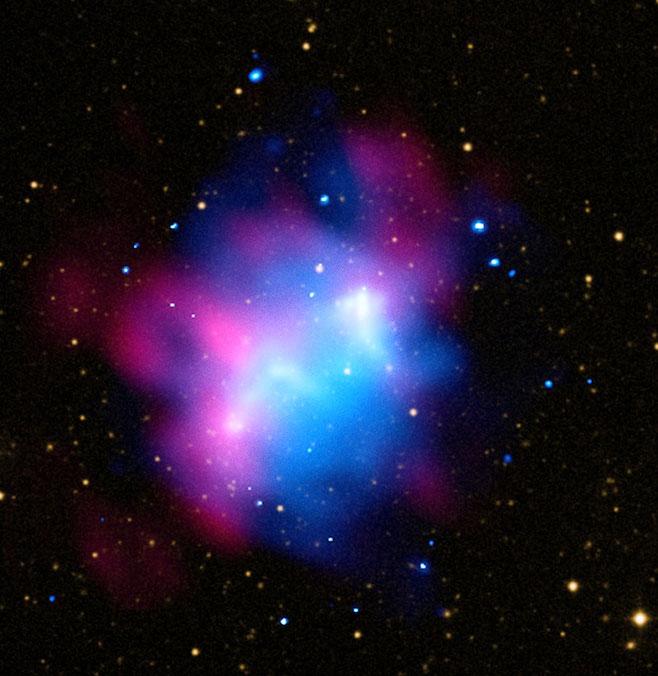 Photo of Os aglomerados de galáxias e a confirmação da teoria da relatividade